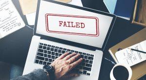 10 علت شکست در طراحی سایت